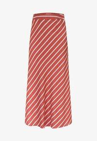 Touché Privé - A-line skirt - red - 5