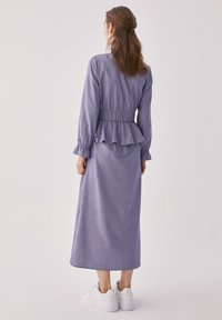 Touché Privé - FLYWHEEL  - Shirt dress - blue - 2