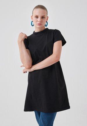 VERTICAL  - Basic T-shirt - black