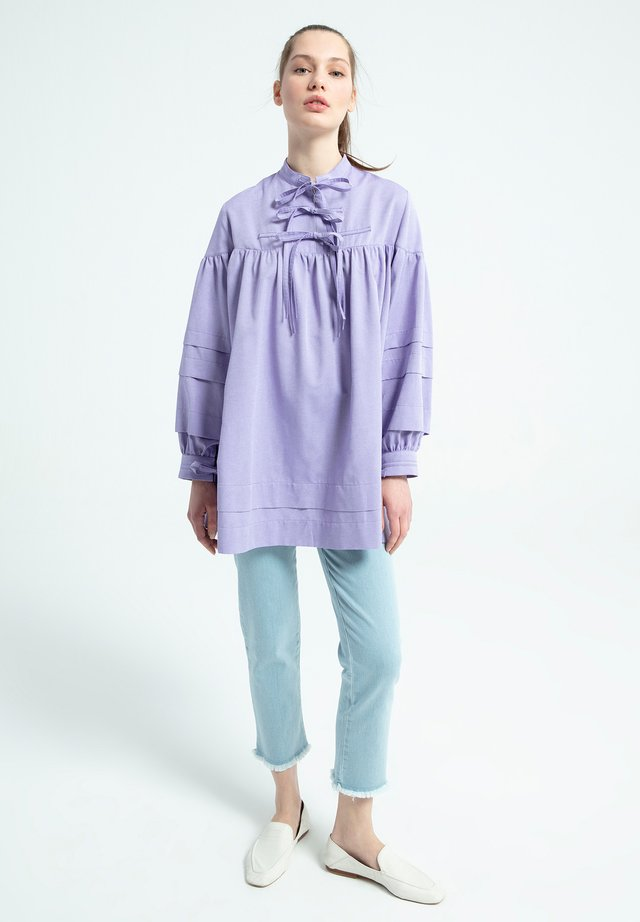 Tunic - purple