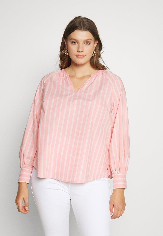 LACIE BLOUSE - Bluser - pink
