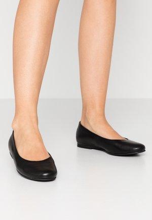 ANNA - Bailarinas - black