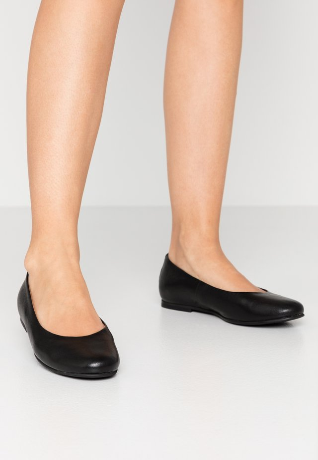 ANNA - Ballet pumps - black