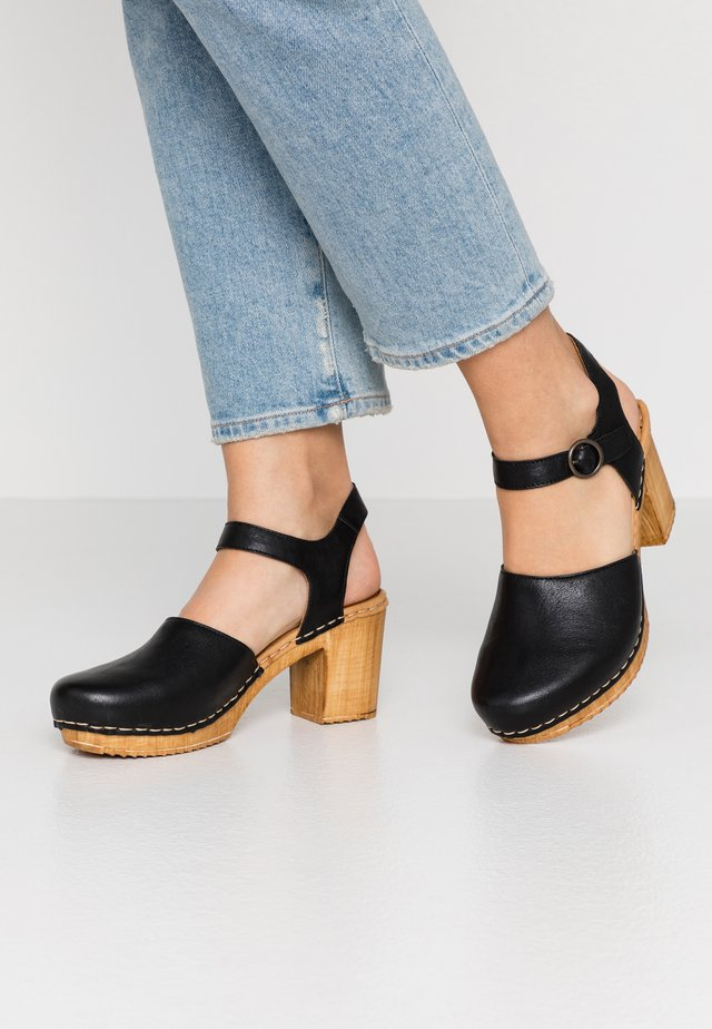 AMELIA - Clogs - black