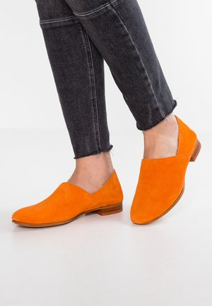 NEW TOULOUSE - Slippers - orange