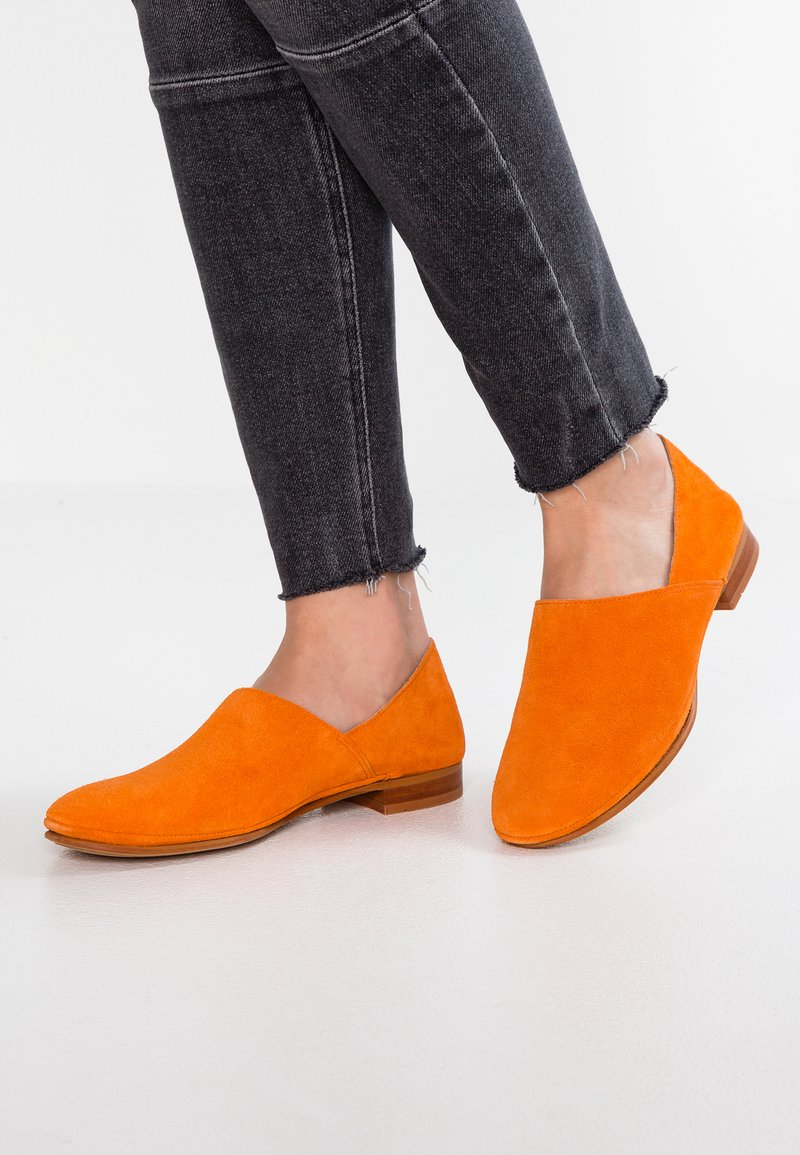 Ten Points - NEW TOULOUSE - Loafers - orange