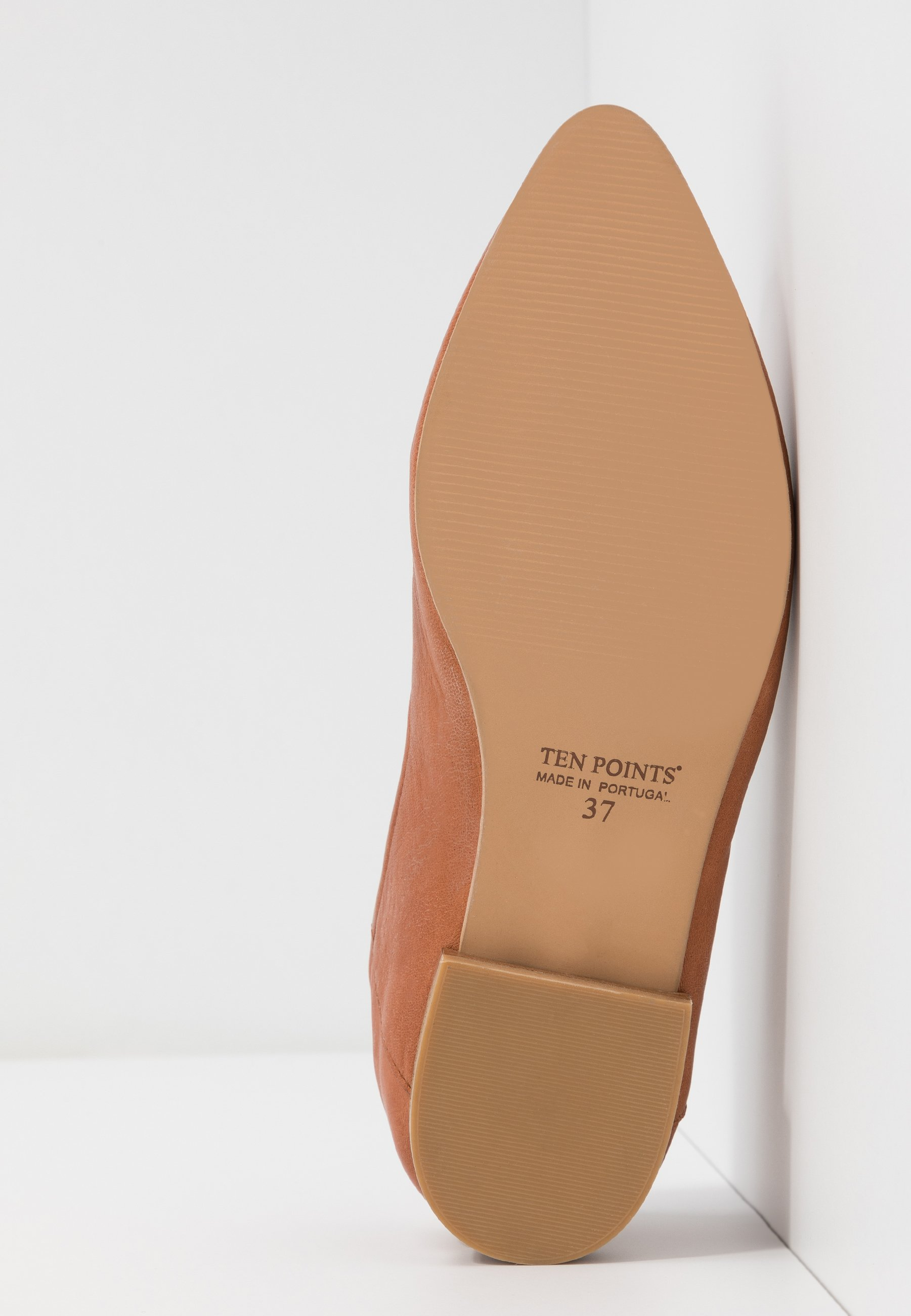 Ten Points TESSA - Slip-ins - cognac