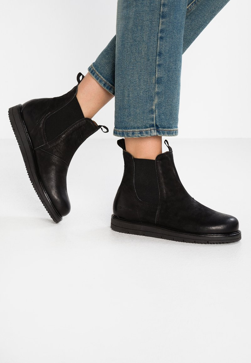 Ten Points - CARINA - Støvletter - black