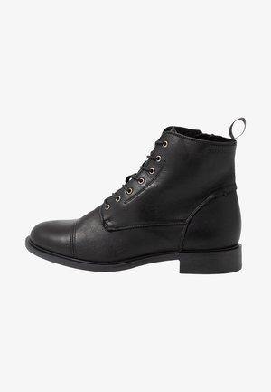 DAKOTA - Snørestøvletter - black
