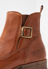 Ten Points - Classic ankle boots - cognac - 2