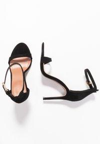 Topshop - SUSIE - Sandales à talons hauts - black - 3
