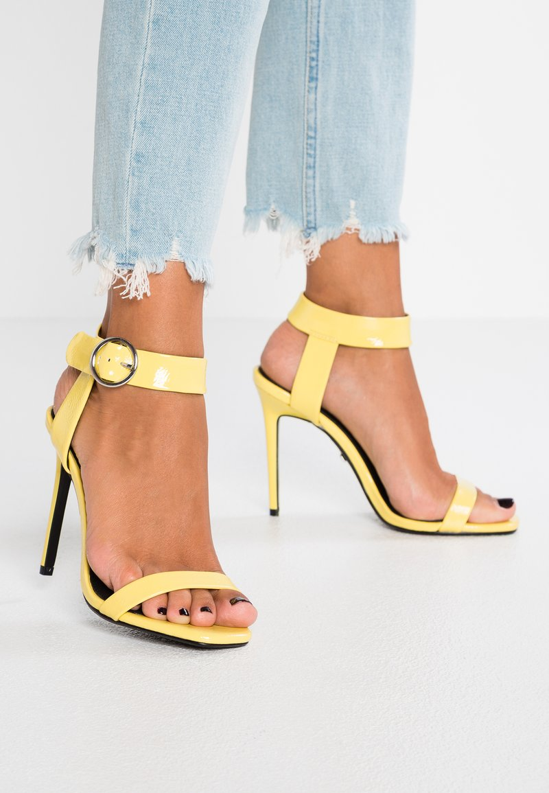 Topshop - RIA - High heeled sandals - yellow