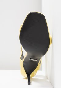Topshop - RIA - High heeled sandals - yellow - 6