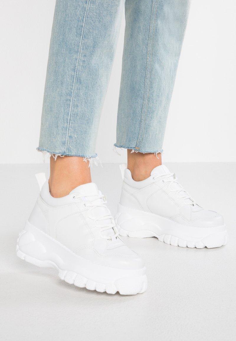 Topshop - CAIRO - Zapatillas - white
