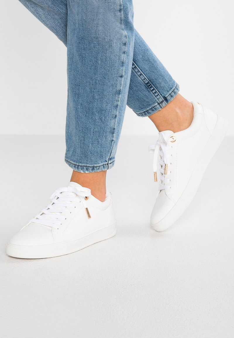 Topshop - CURLY - Trainers - white