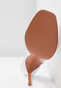 Topshop - TOE - Sandalen met hoge hak - white - 6