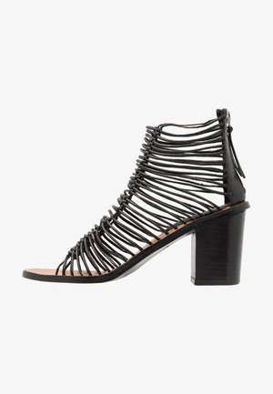 NARLY SHOE - Sandalias - black