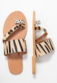 Topshop - HONEY - T-bar sandals - multicolor - 3