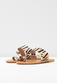 Topshop - HONEY - T-bar sandals - multicolor - 4