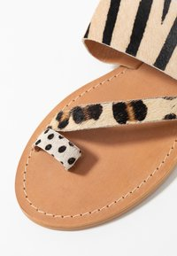 Topshop - HONEY - T-bar sandals - multicolor - 2