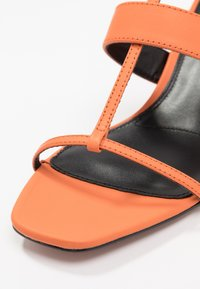 Topshop - RIBBON - Sandalias - orange - 2