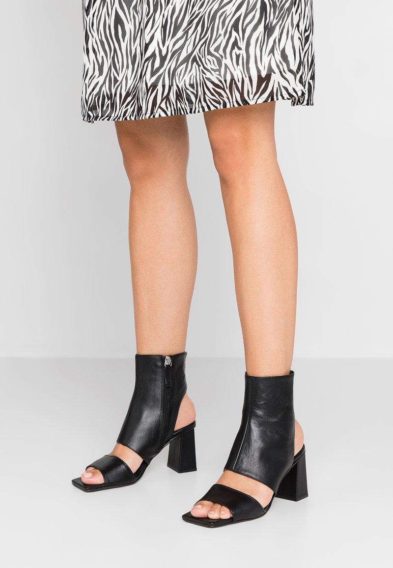 Topshop - NICK - High Heel Sandalette - black
