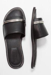 Topshop - FLASH BAR - Sandaler - black - 3