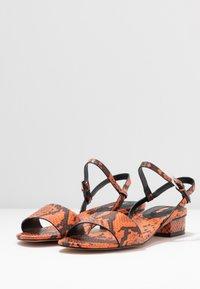 Topshop - DELTA  - Sandals - orange - 4