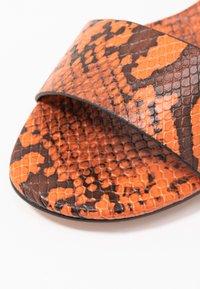 Topshop - DELTA  - Sandals - orange - 2