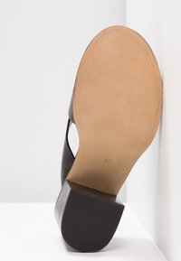 Topshop - VIVID MULE - Heeled mules - black - 6