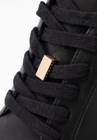Topshop - CABO LACE UP TRAINER - Sneakers basse - black - 2
