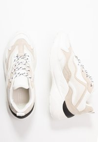 Topshop - CANCUN CHUNKY TRAINER - Sneakers - offwhite - 3