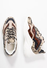 Topshop - CANCUN CHUNKY TRAINER - Sneakers - multicolor - 3