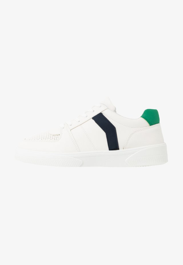 CHARLTON LACE UP - Sneakers - navy