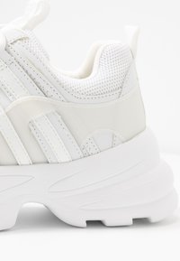 Topshop - COLORADO CHUNKY TRAINER - Zapatillas - white