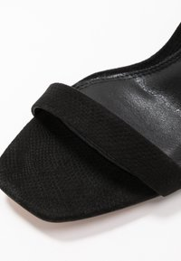 Topshop - SASKIA - High Heel Sandalette - black - 2