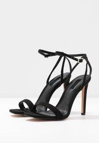 Topshop - SASKIA - High Heel Sandalette - black - 4