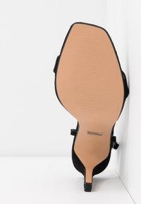 Topshop - SASKIA - High Heel Sandalette - black - 6