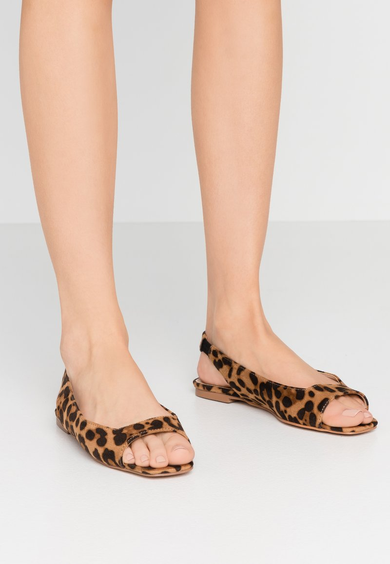 Topshop - ANNIE - Sandali - brown