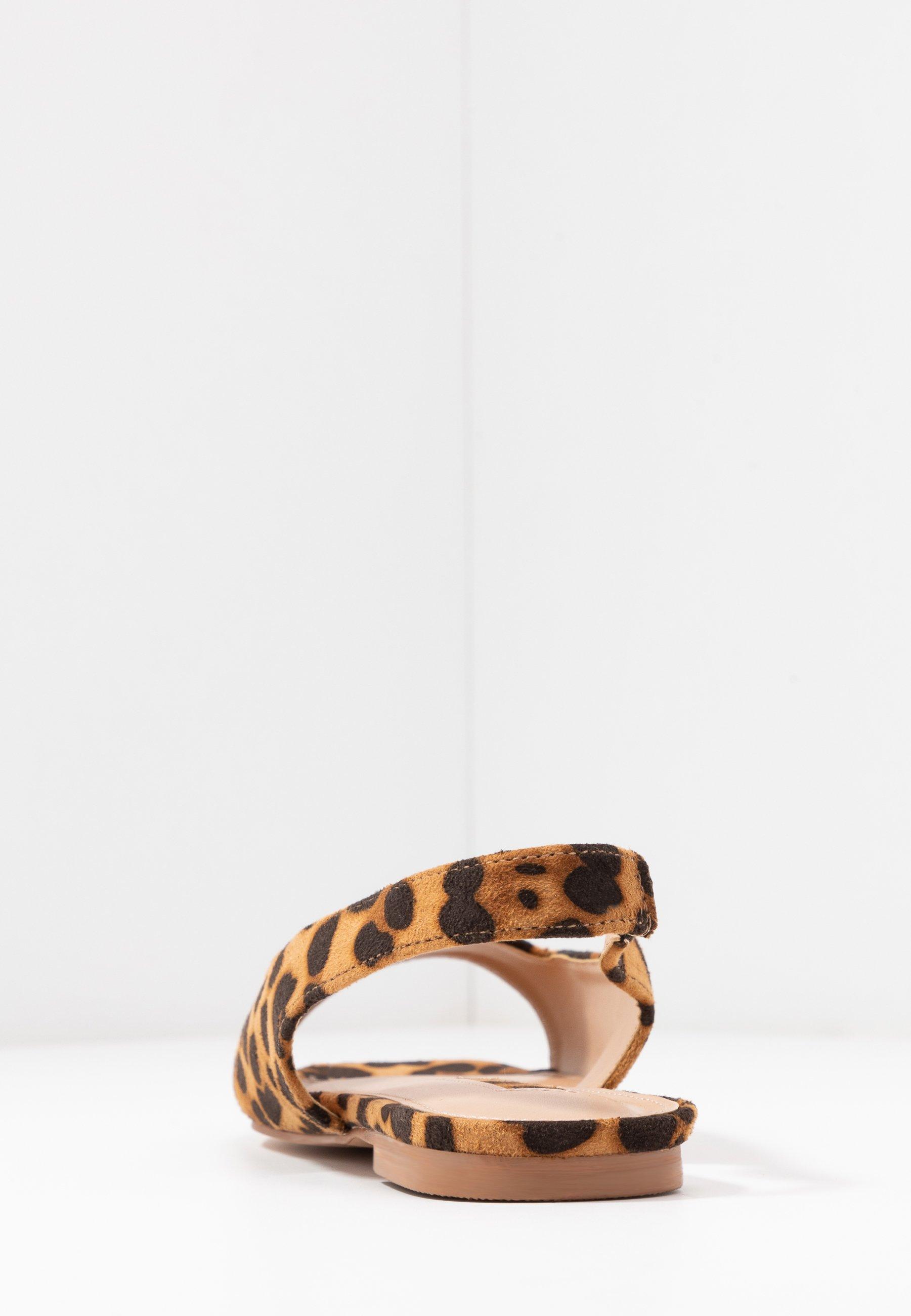 Topshop ANNIE - Sandaler - brown