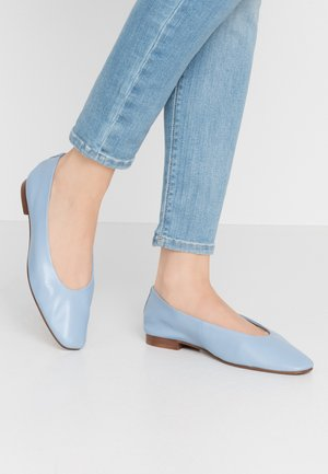 LEAH SOFTY BALLET - Ballet pumps - power blue