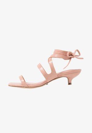 NARLA STRAP MINI - Sandals - pink