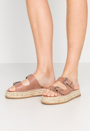 PALM  - Mules - taupe