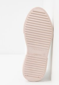 Topshop - CANADA LACE UP TRAINER - Baskets basses - blush - 6