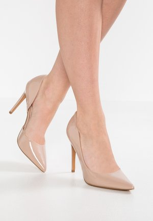 GALLERY - Zapatos altos - nude