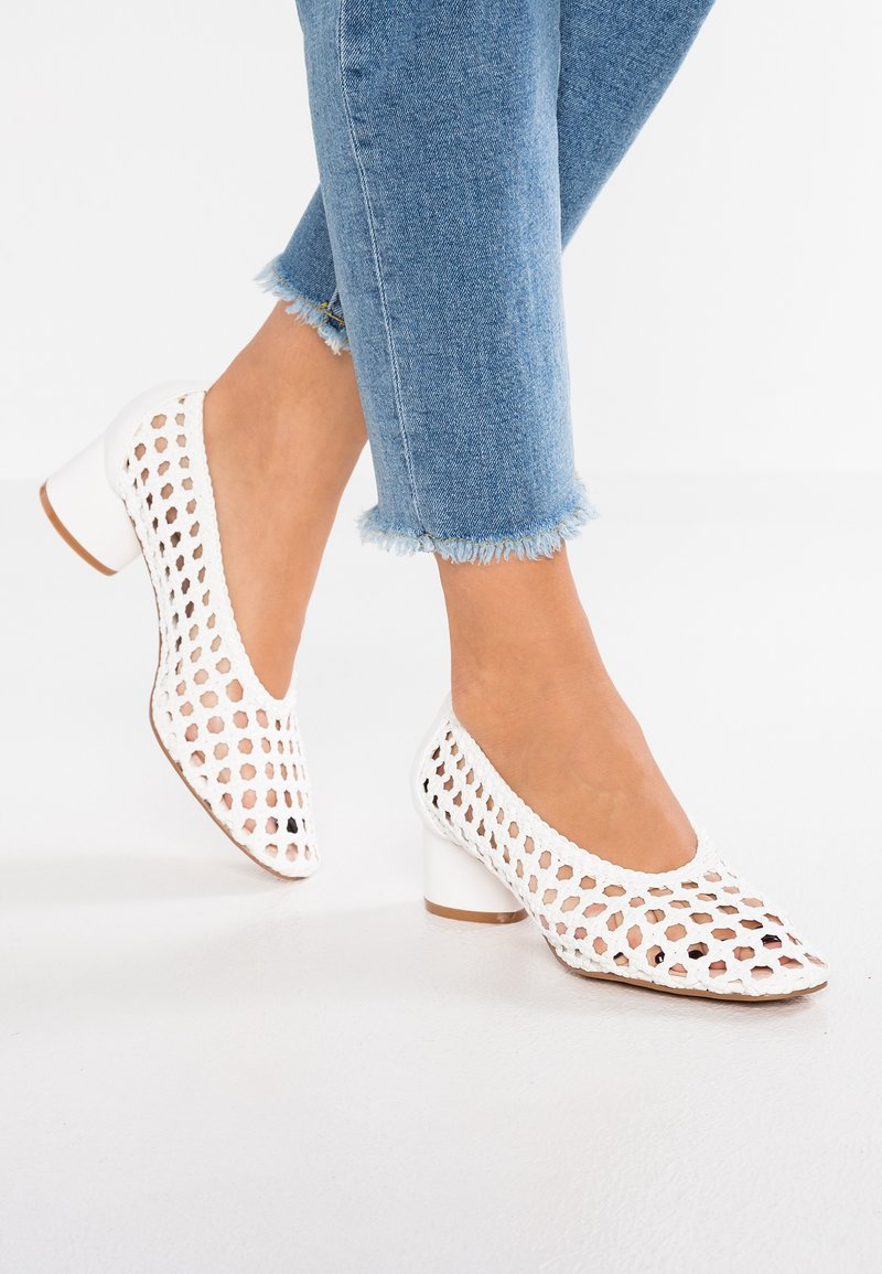 Topshop - JOICE - Pumps - white