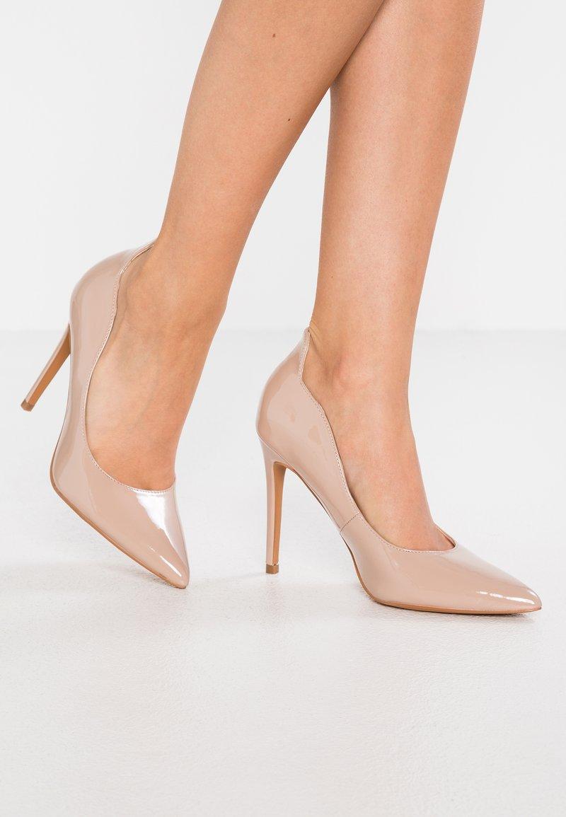 Topshop - SAMMY - High Heel Pumps - nude