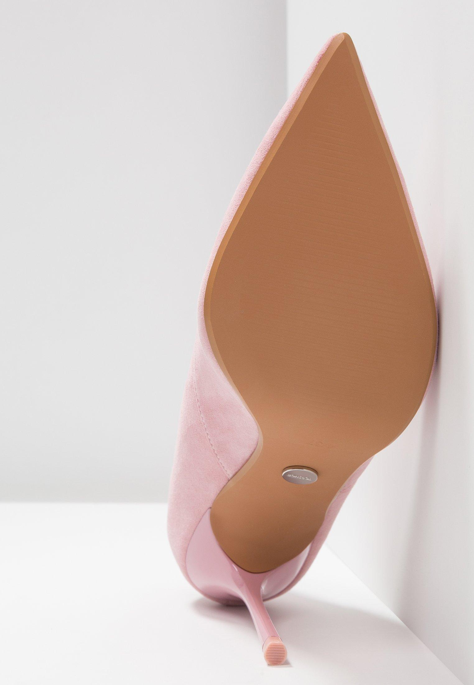 Topshop GIGI SKINNY COURT - Escarpins à talons hauts pink