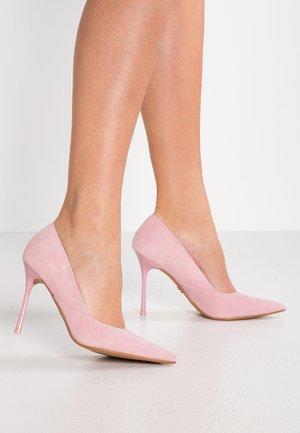 GIGI SKINNY COURT - Hoge hakken - pink