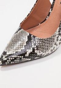 Topshop - GARDEN SLING POINT - High heels - beige - 2